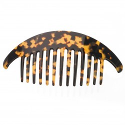 Diamant de Paris - Fait main -13 teeth Comb Turtle